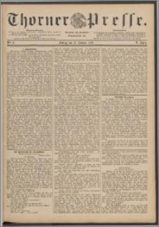 Thorner Presse 1888, Jg. VI, Nro. 11