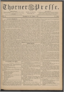 Thorner Presse 1888, Jg. VI, Nro. 12