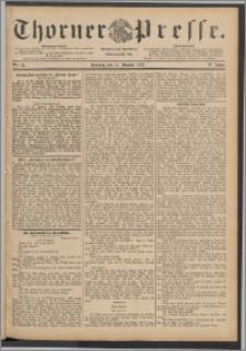 Thorner Presse 1888, Jg. VI, Nro. 13