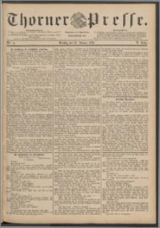 Thorner Presse 1888, Jg. VI, Nro. 14