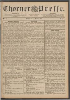 Thorner Presse 1888, Jg. VI, Nro. 15