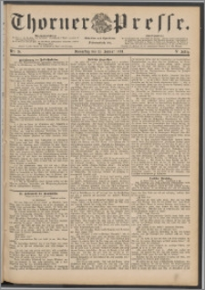 Thorner Presse 1888, Jg. VI, Nro. 16