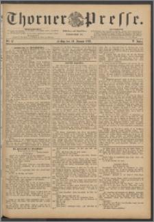 Thorner Presse 1888, Jg. VI, Nro. 17