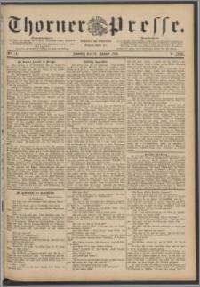 Thorner Presse 1888, Jg. VI, Nro. 19 + Beilage