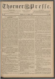 Thorner Presse 1888, Jg. VI, Nro. 20