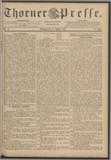 Thorner Presse 1888, Jg. VI, Nro. 21