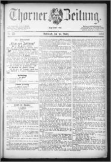 Thorner Zeitung 1884, Nro. 73