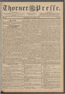 Thorner Presse 1888, Jg. VI, Nro. 22