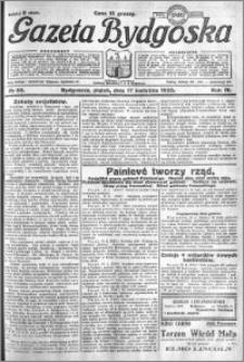 Gazeta Bydgoska 1925.04.17 R.4 nr 88