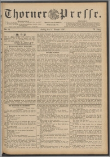 Thorner Presse 1888, Jg. VI, Nro. 23