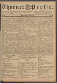 Thorner Presse 1888, Jg. VI, Nro. 30