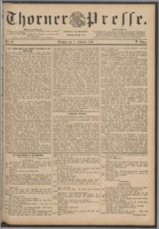Thorner Presse 1888, Jg. VI, Nro. 32