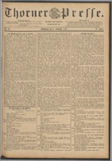 Thorner Presse 1888, Jg. VI, Nro. 33