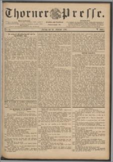 Thorner Presse 1888, Jg. VI, Nro. 35