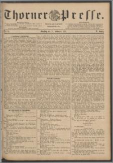 Thorner Presse 1888, Jg. VI, Nro. 38