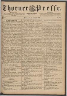 Thorner Presse 1888, Jg. VI, Nro. 39