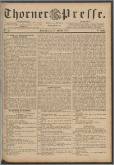 Thorner Presse 1888, Jg. VI, Nro. 40