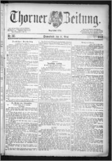Thorner Zeitung 1884, Nro. 115