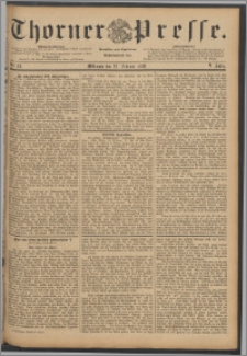 Thorner Presse 1888, Jg. VI, Nro. 45
