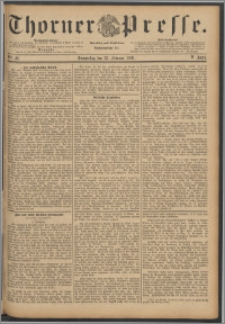 Thorner Presse 1888, Jg. VI, Nro. 46