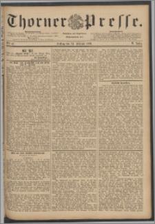 Thorner Presse 1888, Jg. VI, Nro. 47