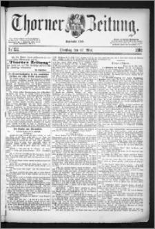 Thorner Zeitung 1884, Nro. 122
