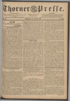 Thorner Presse 1888, Jg. VI, Nro. 50