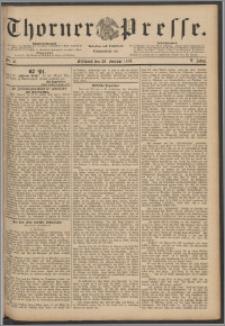 Thorner Presse 1888, Jg. VI, Nro. 51