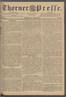 Thorner Presse 1888, Jg. VI, Nro. 54
