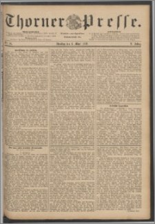 Thorner Presse 1888, Jg. VI, Nro. 56