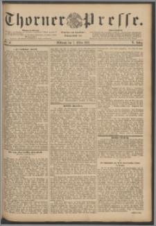 Thorner Presse 1888, Jg. VI, Nro. 57
