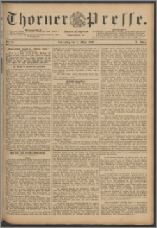 Thorner Presse 1888, Jg. VI, Nro. 58