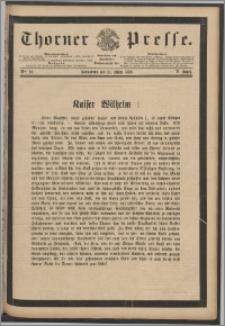 Thorner Presse 1888, Jg. VI, Nro. 60