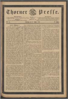 Thorner Presse 1888, Jg. VI, Nro. 62
