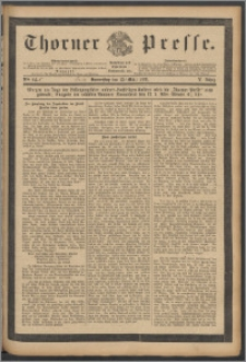 Thorner Presse 1888, Jg. VI, Nro. 65