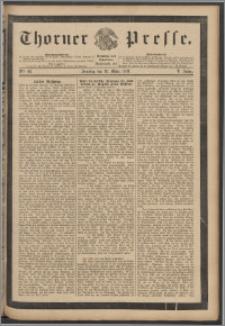 Thorner Presse 1888, Jg. VI, Nro. 66 + Beilage