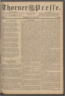 Thorner Presse 1888, Jg. VI, Nro. 69