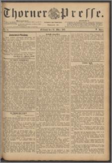 Thorner Presse 1888, Jg. VI, Nro. 74