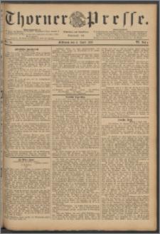 Thorner Presse 1888, Jg. VI, Nro. 78