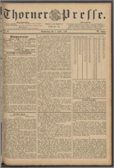 Thorner Presse 1888, Jg. VI, Nro. 79