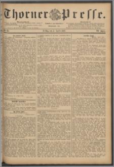 Thorner Presse 1888, Jg. VI, Nro. 80