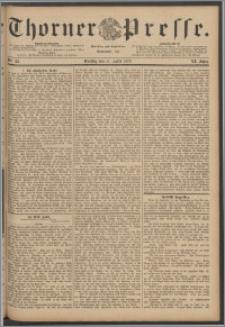 Thorner Presse 1888, Jg. VI, Nro. 89