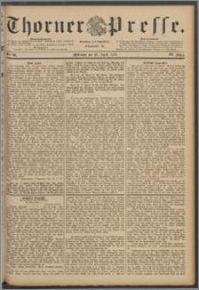Thorner Presse 1888, Jg. VI, Nro. 90