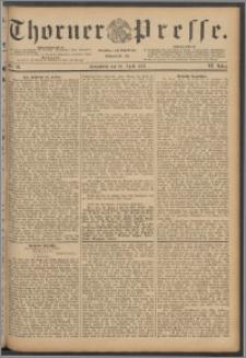 Thorner Presse 1888, Jg. VI, Nro. 93
