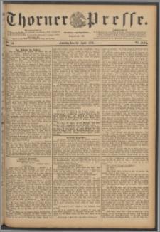 Thorner Presse 1888, Jg. VI, Nro. 94 + Beilage