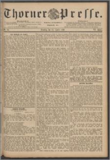 Thorner Presse 1888, Jg. VI, Nro. 95