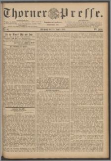 Thorner Presse 1888, Jg. VI, Nro. 96 + Extrablatt