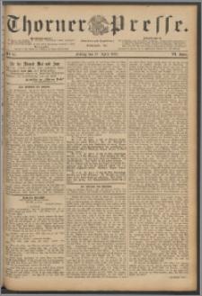 Thorner Presse 1888, Jg. VI, Nro. 97