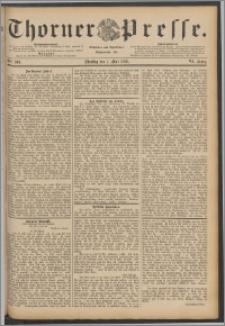 Thorner Presse 1888, Jg. VI, Nro. 100