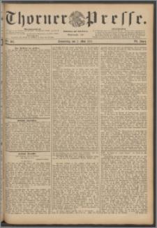 Thorner Presse 1888, Jg. VI, Nro. 102